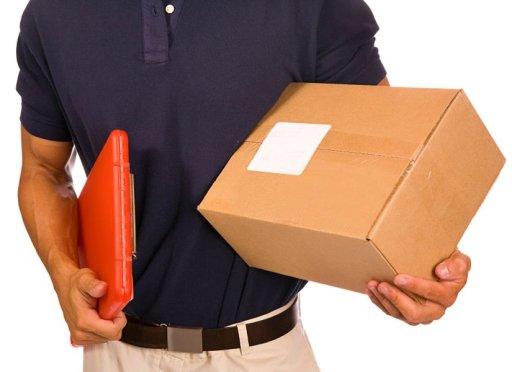 Заказать подарки курьером в